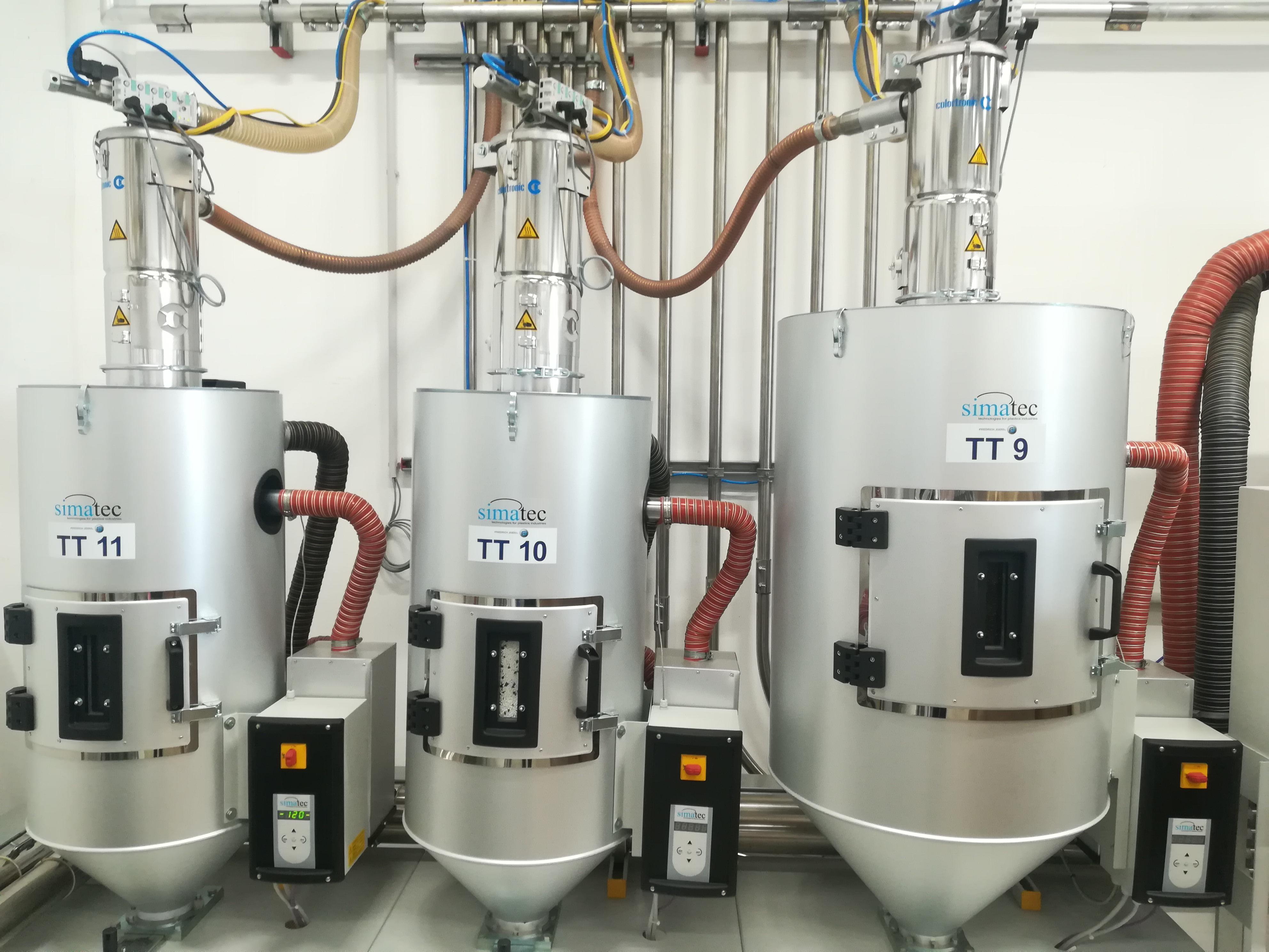 Minimale Stillstandzeiten und maximale Produktionszeiten: Wir investieren in eine neue Trocknungsanlage
